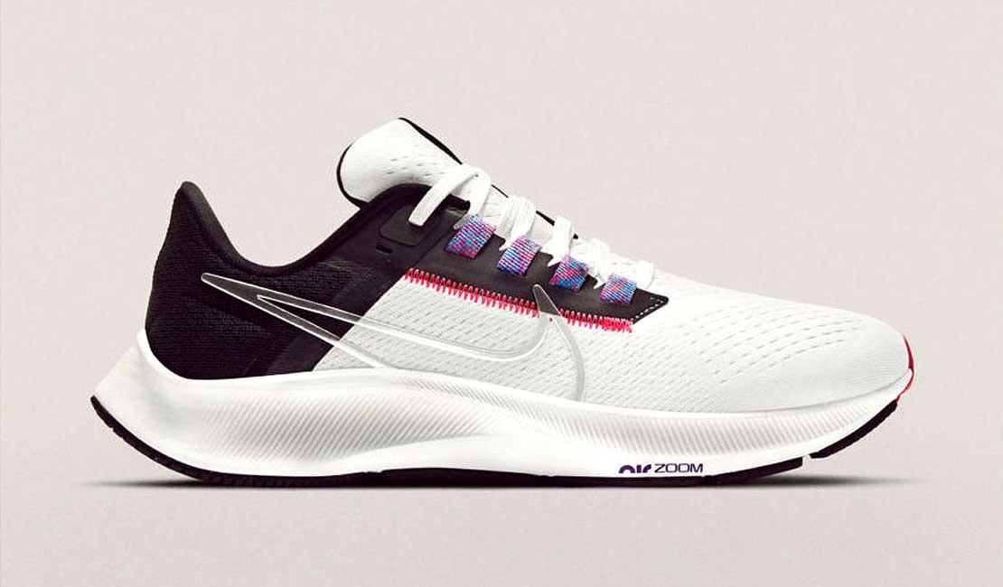 Nuevo lanzamiento de las Nike Air Zoom Pegasus 38