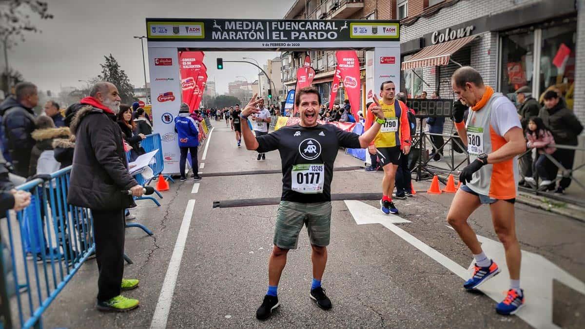 ¿Cómo correr una media maratón?