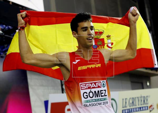 Nuevo récord de España en 1000 metros